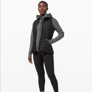 Lululemon Pack it down vest size 12